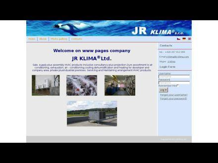 www.jrklima.sk