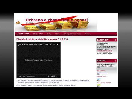www.banka-zlato.sk