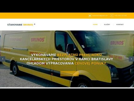 www.brunos.sk