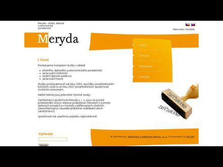 www.meryda.cz