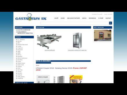 www.gastrosun.sk