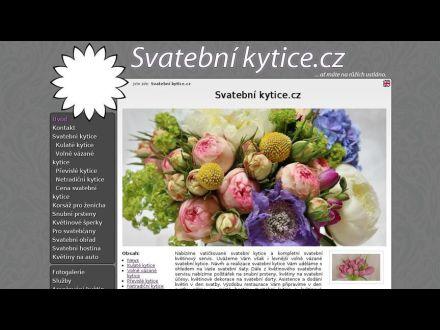 www.svatebnikytice.cz