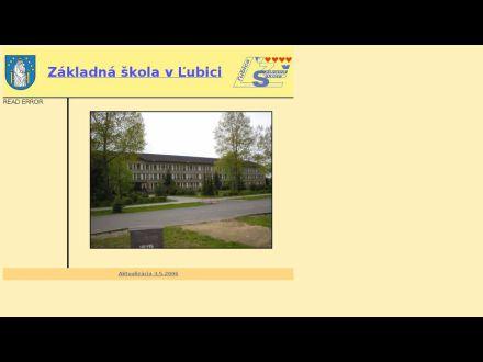 www.zslubica.sk