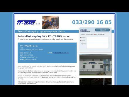 www.tt-trans.sk