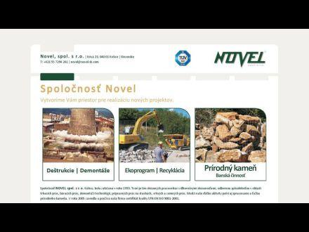 www.novel-sk.com