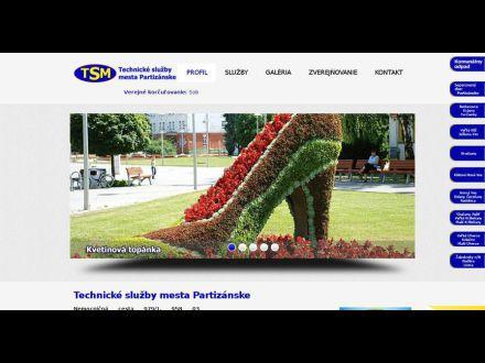 www.tsmpartizanske.sk