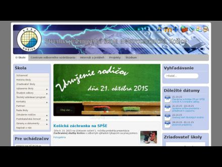 www.spseke.sk