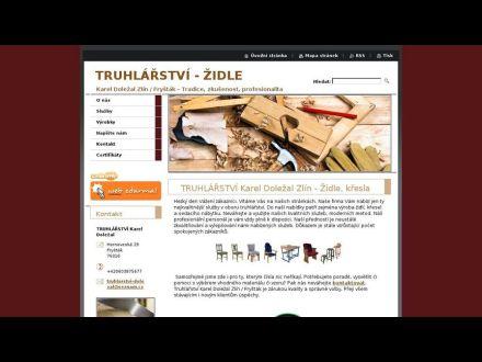 www.truhlarstvidolezal.cz