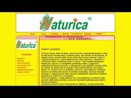 www.naturica.sk