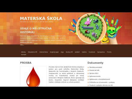 www.msszechenyiho.sk