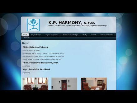 www.kpharmony.sk