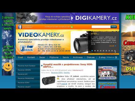 www.videokamery.cz