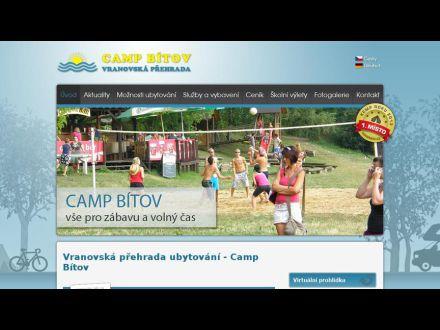 www.camp-bitov.cz
