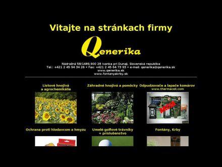 www.qenerika.sk