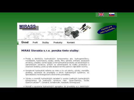www.mirass.sk