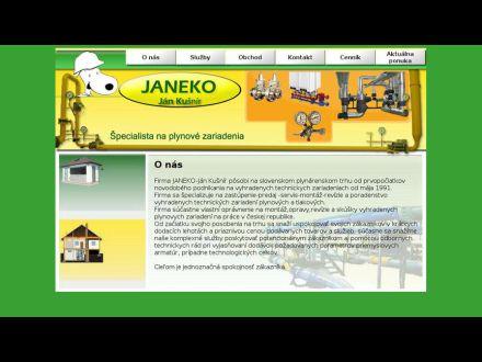 www.janeko.sk