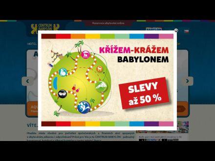 www.centrumbabylon.cz