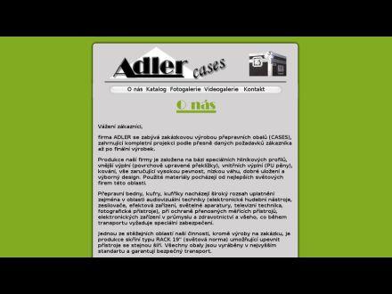 www.adlercases.cz