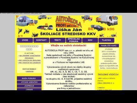 www.autoskolaprofi.sk
