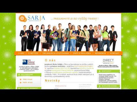 www.sarja.sk