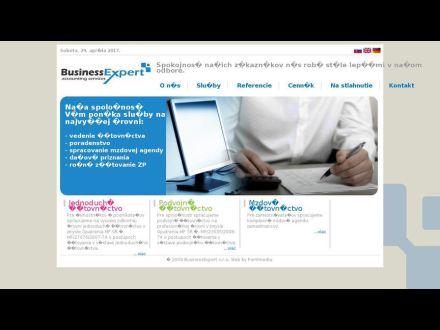 www.businessexpert.sk
