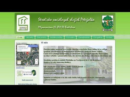 www.ssspetrzalka.sk