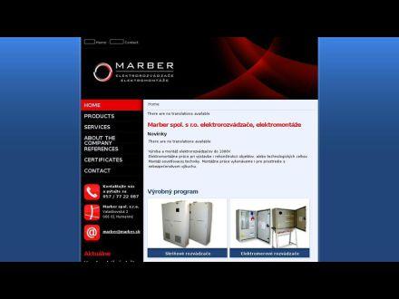 www.marber.sk
