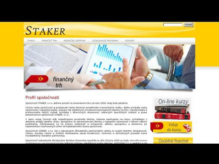 www.staker.biz