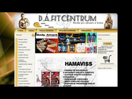 www.dafitcentrum.eu