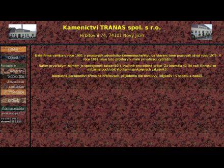www.tranas.wz.cz