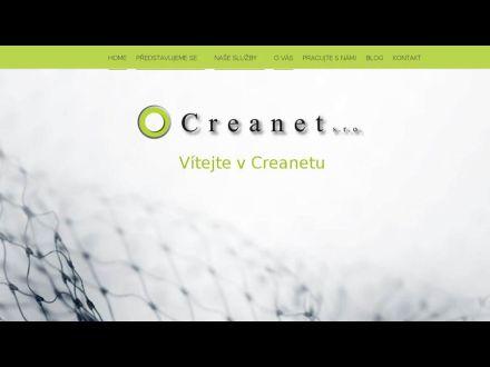 www.creanet.cz