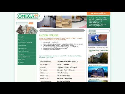www.omega99.cz
