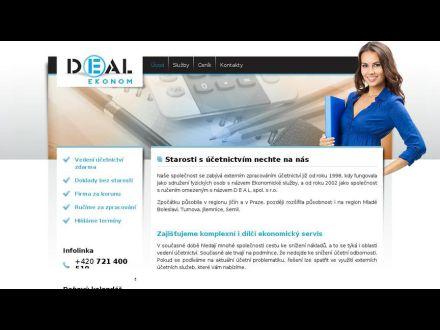 www.deal-ekonom.cz