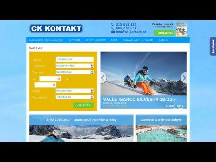 www.ck-kontakt.cz