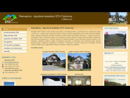 www.certovica.sk