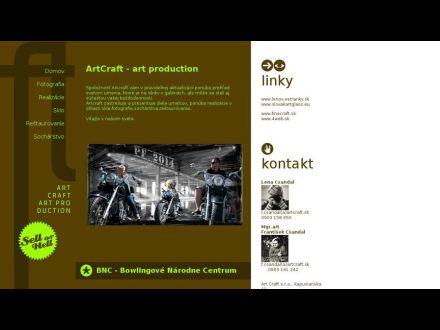 www.artcraft.sk