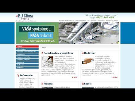 www.bjklima.sk