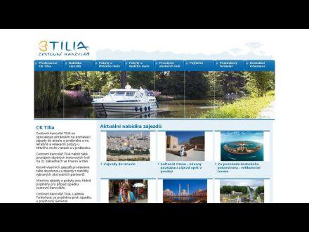 www.ck-tilia.cz