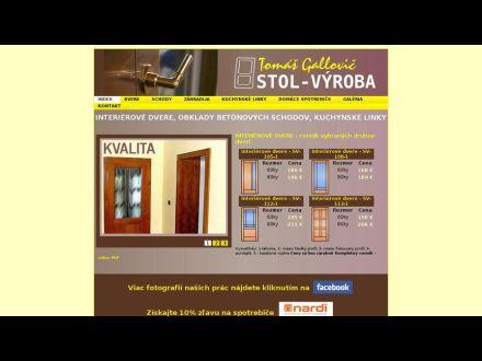 www.dvere-schody-linky.sk
