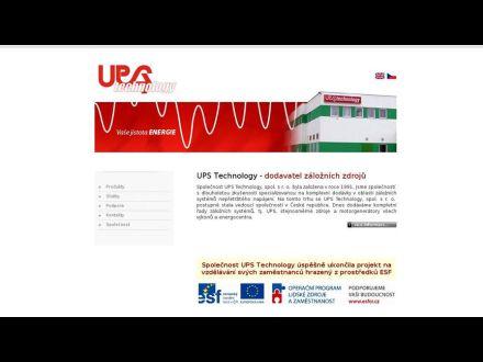 www.ups.cz