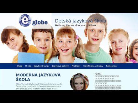 www.eglobe.sk