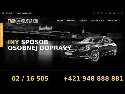 www.taxislovakia.com