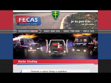 www.fecas.sk