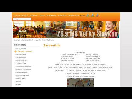 www.skolaslavkov.sk
