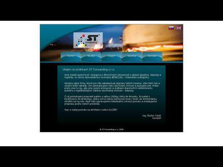 www.stforwarding.sk