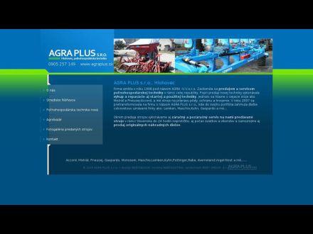 www.agraplus.sk