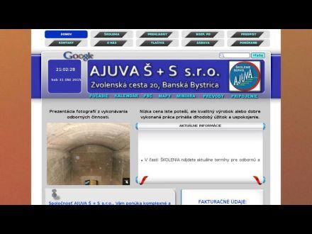 www.ajuva.sk