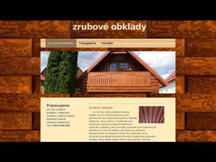 www.zruboveobklady.sk