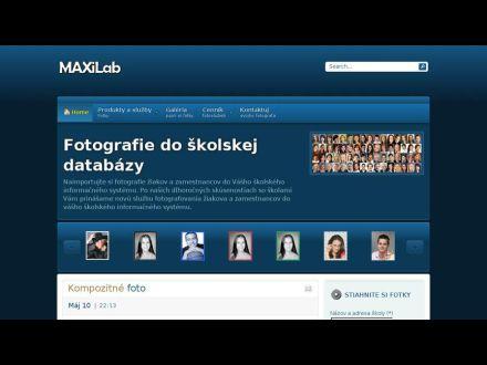 www.maxilab.sk