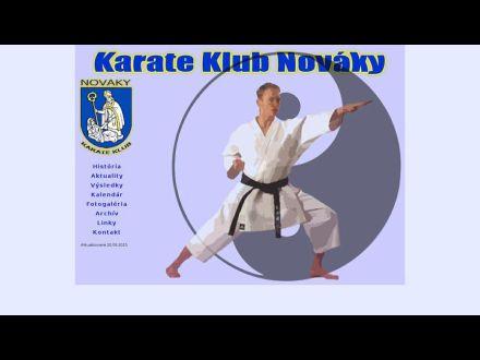 www.karate.novaky.com